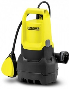 KARCHER SP 3 DIRT POMPA DO BRUDNEJ WODY 1.645-502.0